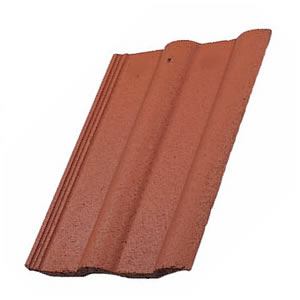 KuluCrete manufactures SABS Approved Double Roman Roof Tiles in a range of colours.